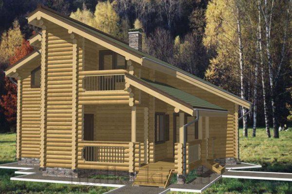Проект жилого дома №65