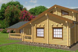 Проект жилого дома №68