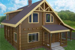 Проект жилого дома №61