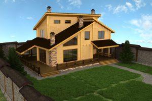Проект жилого дома №67