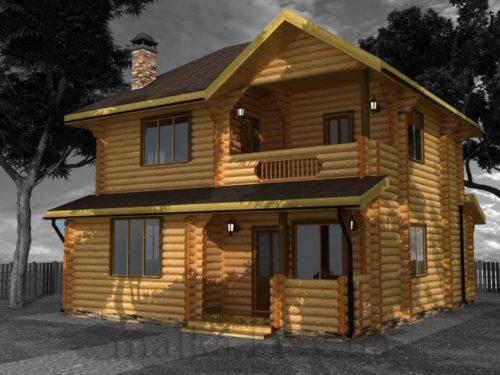 Проект жилого дома №60