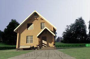 Проект жилого дома №64