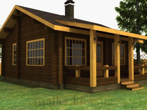 Проект жилого дома №69