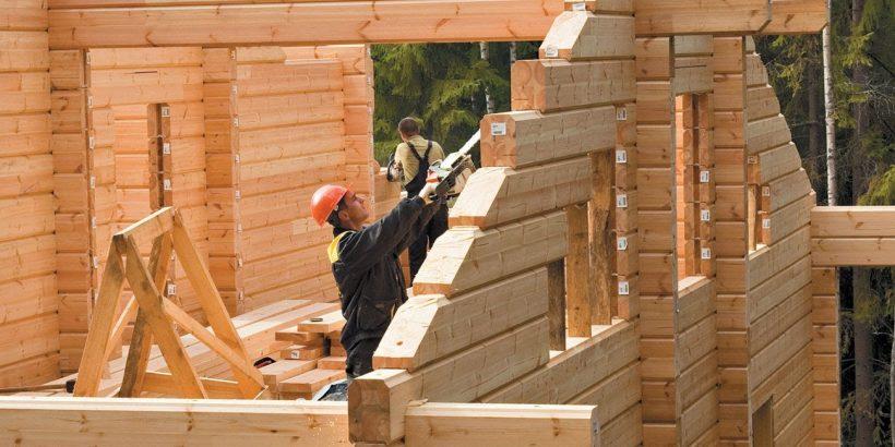 Секрет популярности деревянного домостроения
