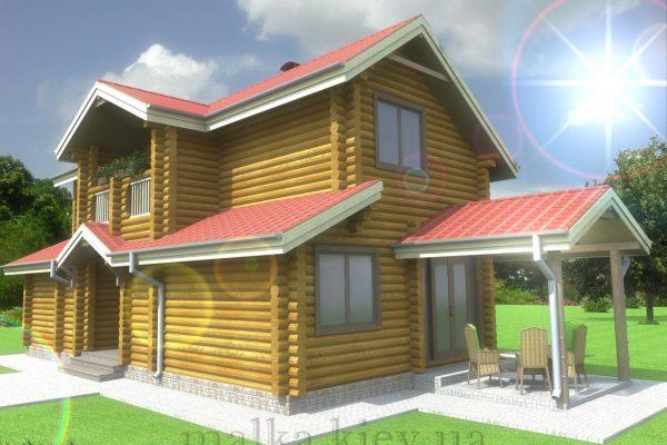 Проект жилого дома №77