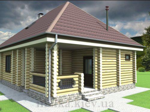 Проект жилого дома №79