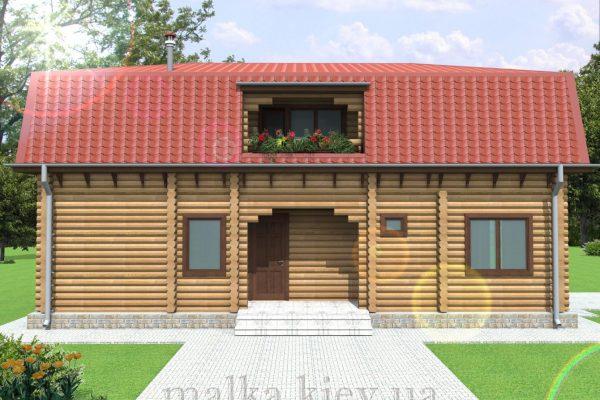 Проект жилого дома №78