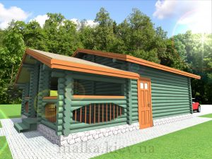 Проект гаража №1