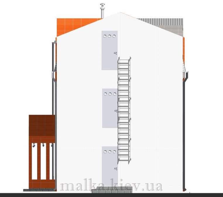 Проект офисного здания №1
