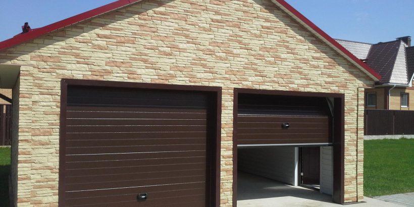 Алгоритм строительства гаража
