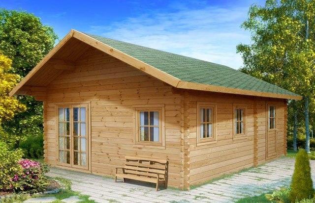 Построить дом из бруса своими руками проекты